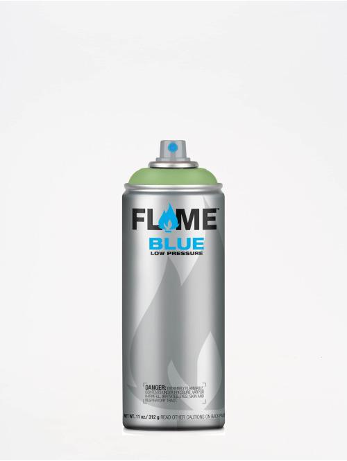 Molotow Spray Cans Flame Blue 400ml Spray Can 656 Tarzangrün green