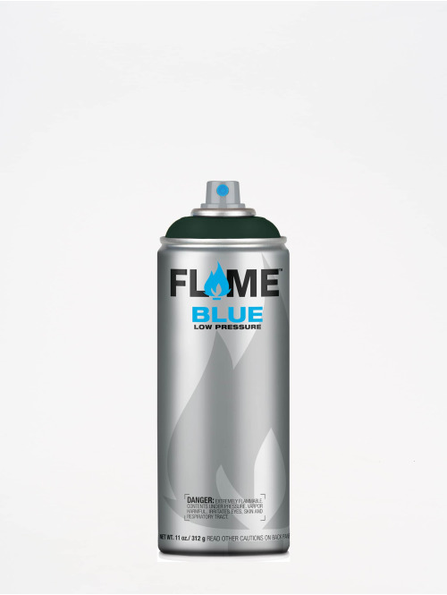 Molotow Spray Cans Flame Blue 400ml Spray Can 660 Olive green
