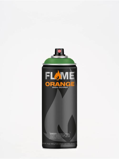 Molotow Spray Cans Flame Orange 400ml Spray Can 632 Laubgrün green