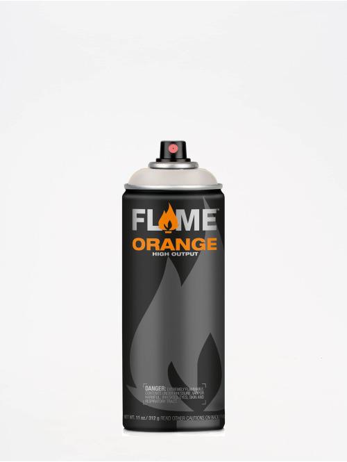 Molotow Spray Cans Flame Orange 400ml Spray Can 834 Hellgrau Neutral grey