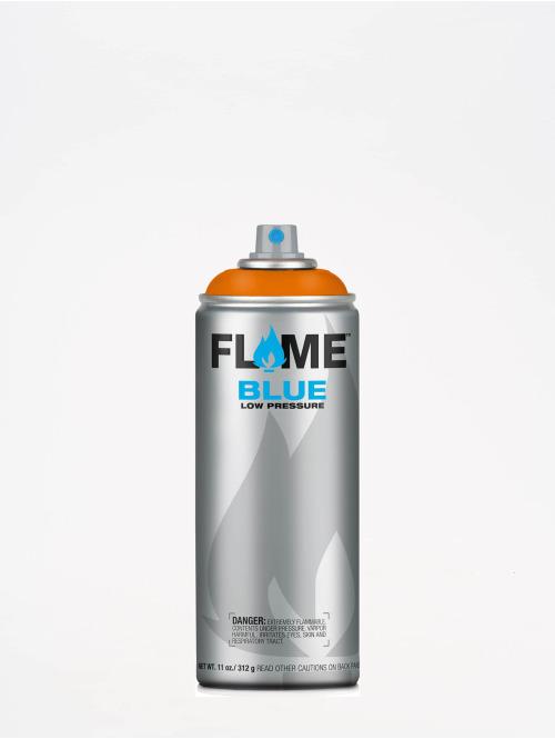 Molotow Spray Cans Flame Blue 400ml Spray Can 204 Hellorange orange