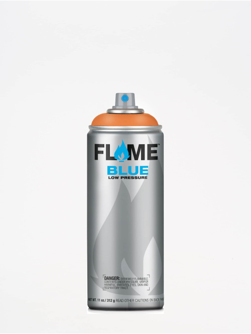 Molotow Spray Cans Flame Blue 400ml Spray Can 210 Aprikose orange