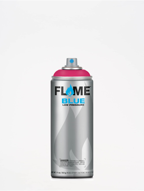 Molotow Spray Cans Flame Blue 400ml Spray Can 402 Telemagenta pink