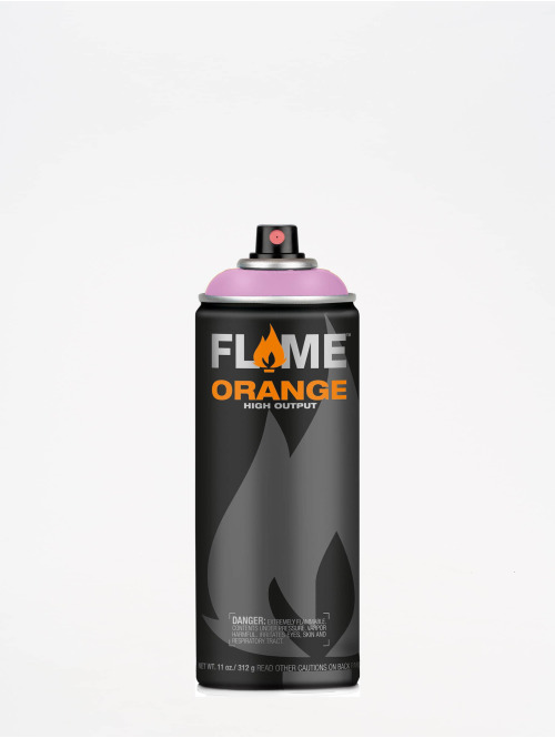 Molotow Spray Cans Flame Orange 400ml Spray Can 399 Erikaviolett Hell pink