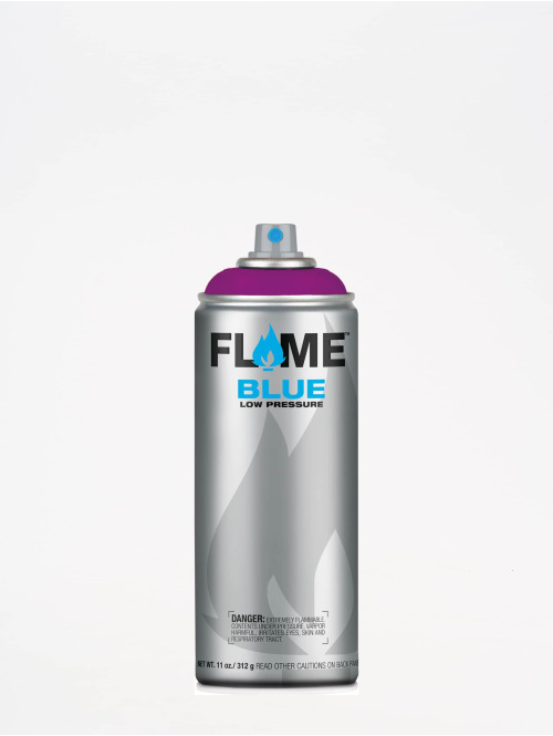 Molotow Spray Cans Flame Blue 400ml Spray Can 404 Verkehrsviolett purple