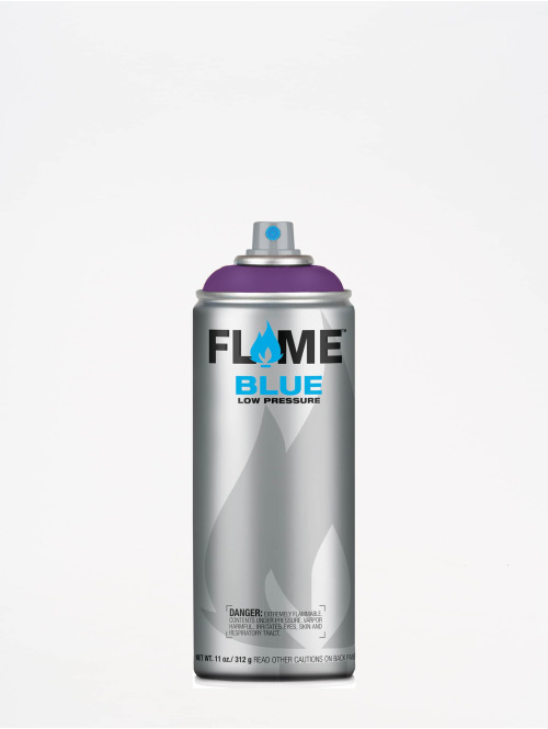 Molotow Spray Cans Flame Blue 400ml Spray Can 410 Brombeere purple