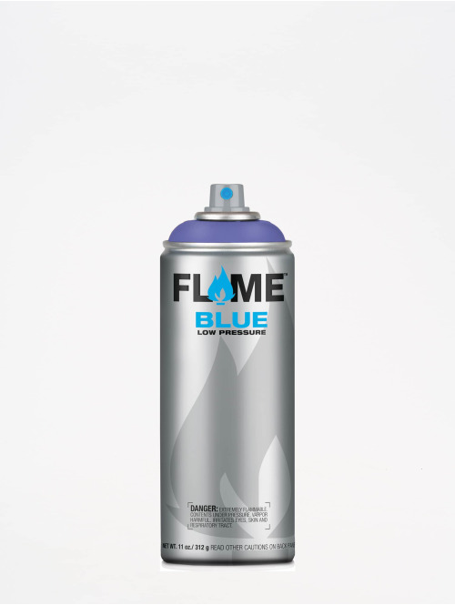 Molotow Spray Cans Flame Blue 400ml Spray Can 418 Veilchen purple