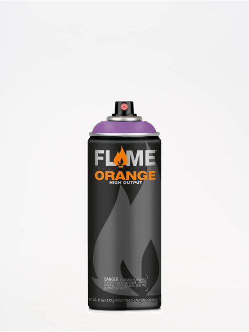 Molotow Spray Cans Flame Orange 400ml Spray Can 408 Weintraube purple