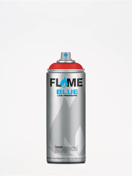 Molotow Spray Cans Flame Blue 400ml Spray Can 304 Signalrot red