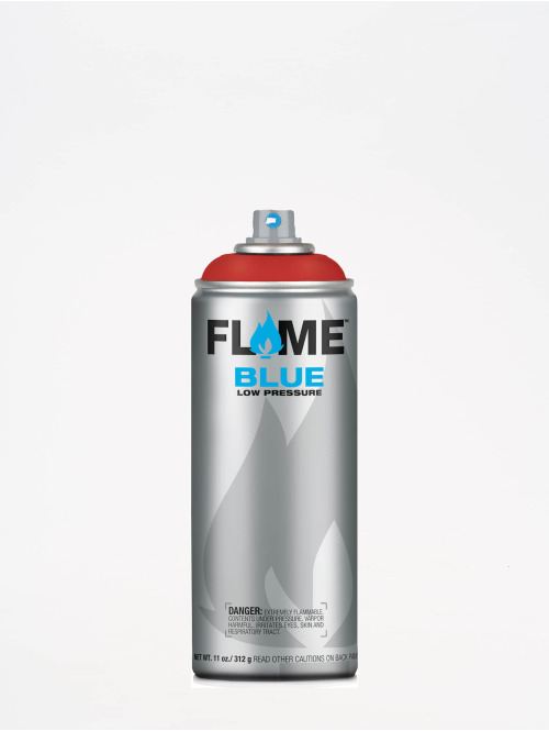 Molotow Spray Cans Flame Blue 400ml Spray Can 312 Feuerrot red