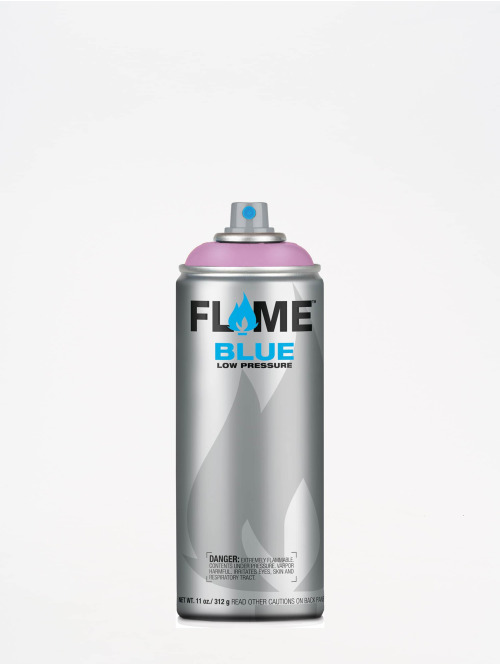 Molotow Spray Cans Flame Blue 400ml Spray Can 399 Erikaviolett Hell rose