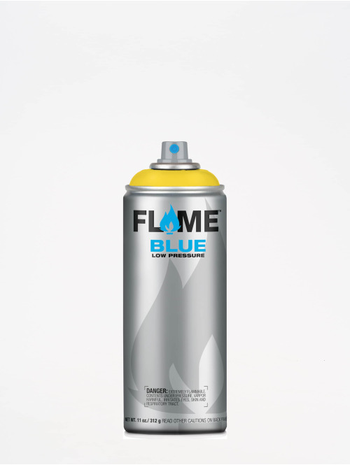 Molotow Spray Cans Flame Blue 400ml Spray Can 102 Zinkgelb yellow