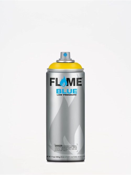 Molotow Spray Cans Flame Blue 400ml Spray Can 106 Signalgelb yellow