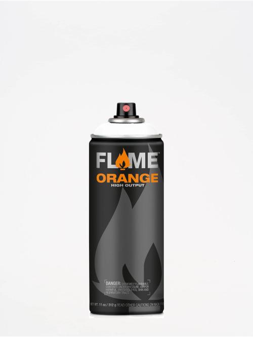 Molotow Sprayburkar Flame Orange 400ml Spray Can 900 Reinweiss vit