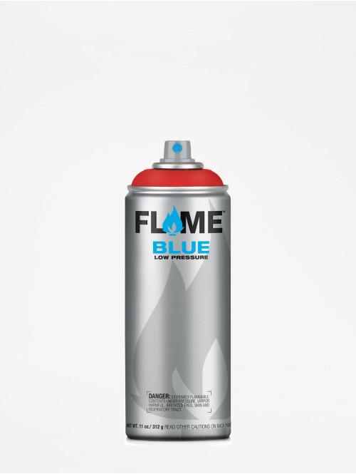 Molotow Spraydosen Flame Blue 400ml Spray Can 304 Signalrot èervená