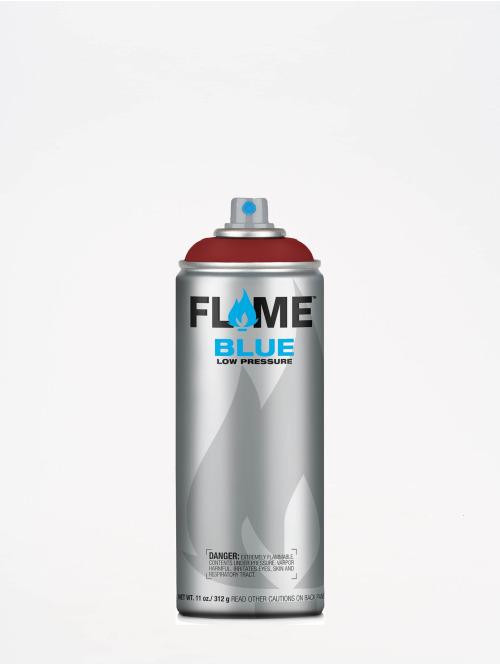 Molotow Spraydosen Flame Blue 400ml Spray Can 306 Rubinrot èervená