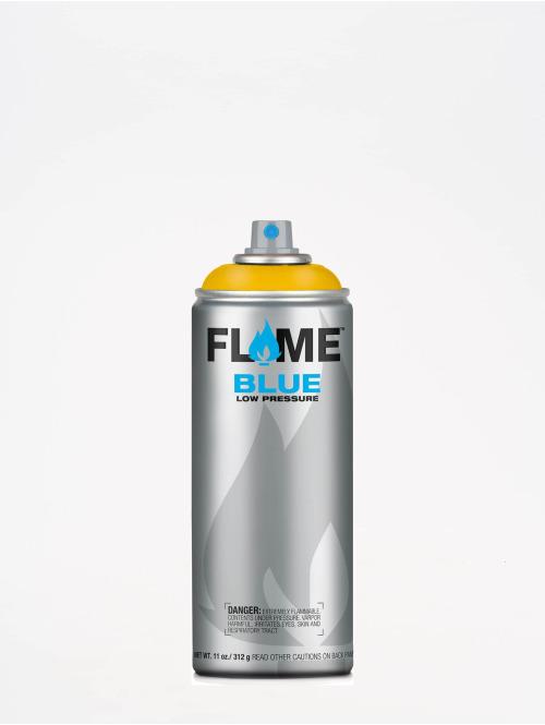 Molotow Spraydosen Flame Blue 400ml Spray Can 110 Melonengelb žltá