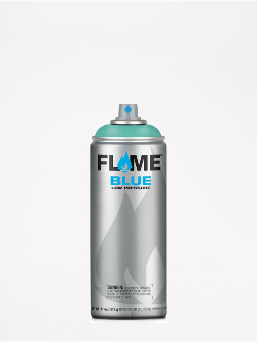 Molotow Spraydosen Flame Blue 400ml Spray Can 602 Riviera blau