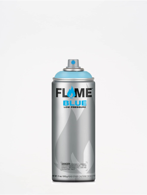 Molotow Spraydosen Flame Blue 400ml Spray Can 614 Aqua Pastell blau