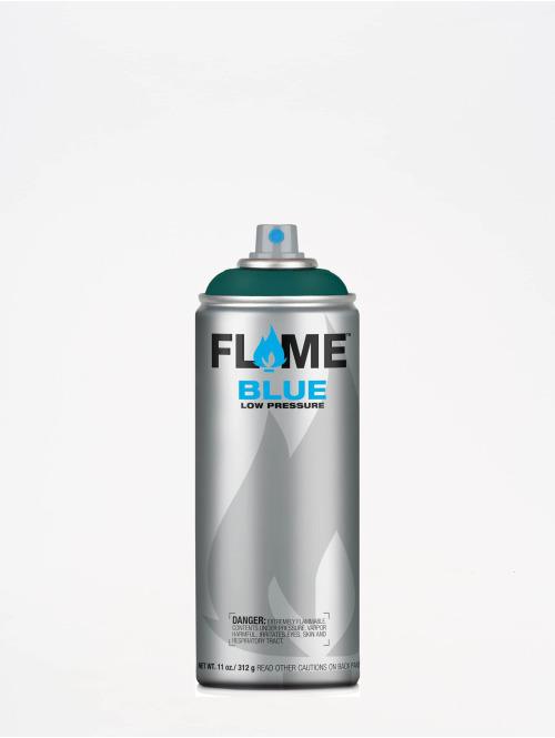 Molotow Spraydosen Flame Blue 400ml Spray Can 620 Aqua Dunkel blau