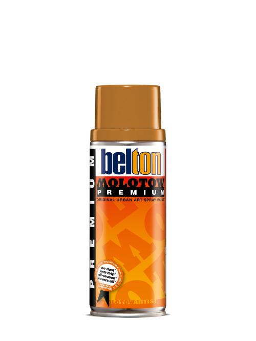 Molotow Spraydosen PREMIUM 400ml 198 ocher brown braun
