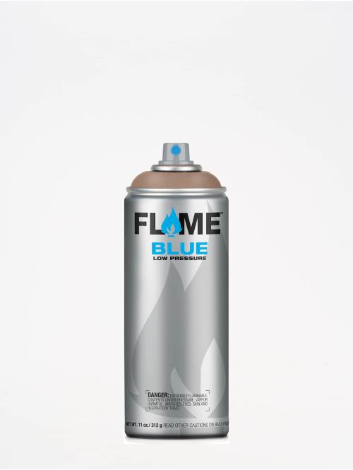 Molotow Spraydosen Flame Blue 400ml Spray Can 719 Charakterbraun braun