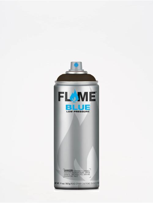 Molotow Spraydosen Flame Blue 400ml Spray Can 738 Dunkelbraun braun