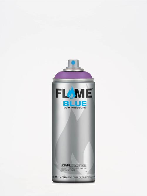 Molotow Spraydosen Flame Blue 400ml Spray Can 408 Weintraube fialová