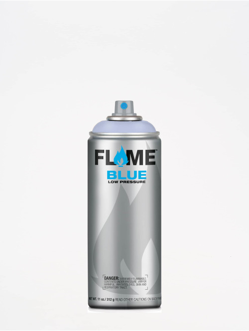 Molotow Spraydosen Flame Blue 400ml Spray Can 414 Veilchen Pastell fialová