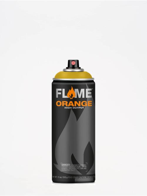 Molotow Spraydosen Flame Orange 400ml Spray Can 625 Senf gelb