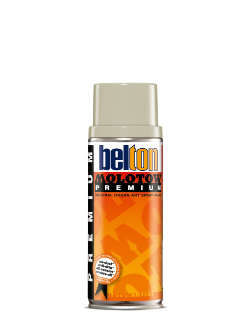 Molotow Spraydosen PREMIUM 400ml 213 stone grey light grau