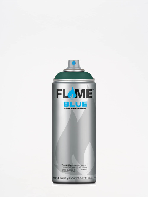 Molotow Spraydosen Flame Blue 400ml Spray Can 636 Tannengrün grün