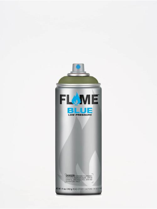 Molotow Spraydosen Flame Blue 400ml Spray Can 658 Tarngrün grün