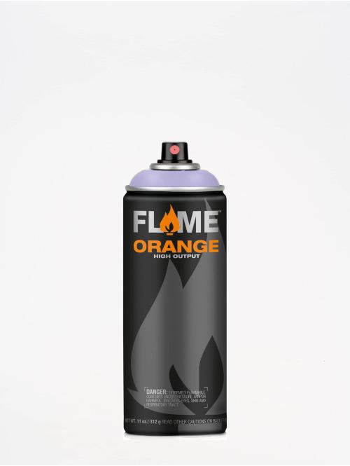 Molotow Spraydosen Flame Orange 400ml Spray Can 416 Veilchen Hell modrá