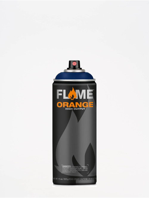 Molotow Spraydosen Flame Orange 400ml Spray Can 522 Saphirblau modrá