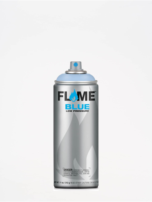 Molotow Spraydosen Flame Blue 400ml Spray Can 524 Denimblau Pastell niebieski