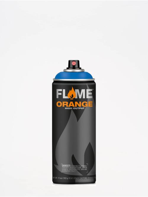 Molotow Spraydosen Flame Orange 400ml Spray Can 510 Himmelblau niebieski