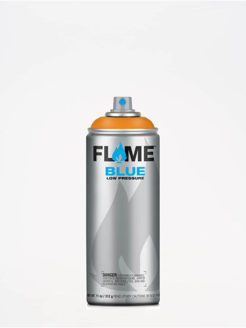 Molotow Spraydosen Flame Blue 400ml Spray Can 202 Pastellorange oranžová