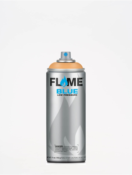 Molotow Spraydosen Flame Blue 400ml Spray Can 200 Pfirsich orange