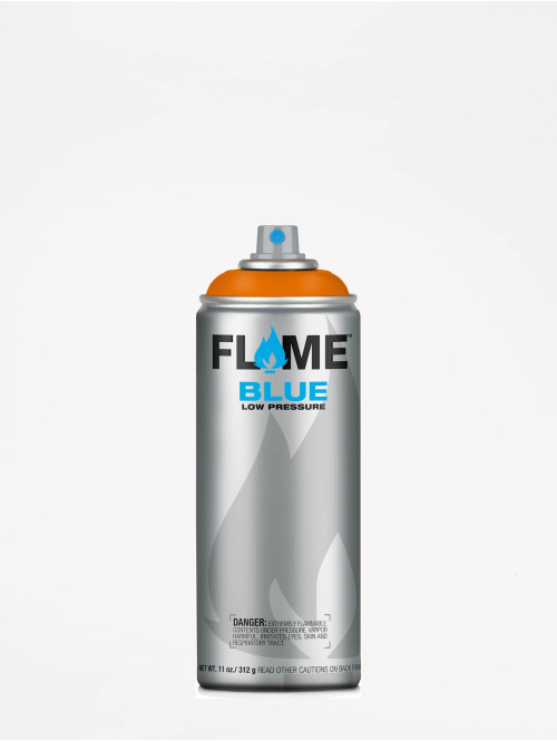 Molotow Spraydosen Flame Blue 400ml Spray Can 204 Hellorange orange