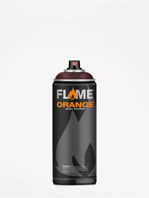 Molotow Spraydosen Flame Orange 400ml Spray Can 322 Aubergine rot