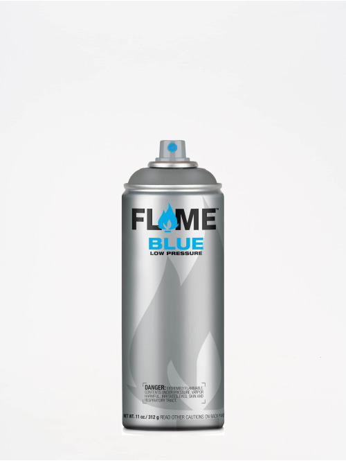 Molotow Spraydosen Flame Blue 400ml Spray Can 838 Grau Neutral szary