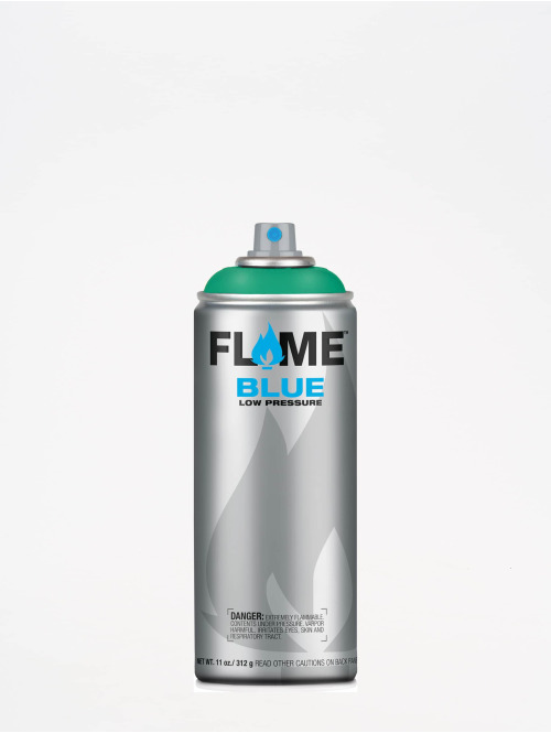 Molotow Spraydosen Flame Blue 400ml Spray Can 670 Türkis Hell türkis