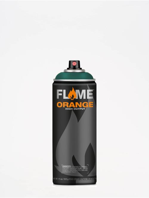 Molotow Spraydosen Flame Orange 400ml Spray Can 636 Tannengrün zelená