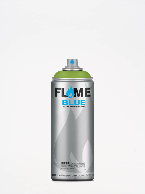 Molotow Spraydosen Flame Blue 400ml Spray Can 628 Grasgrün zielony
