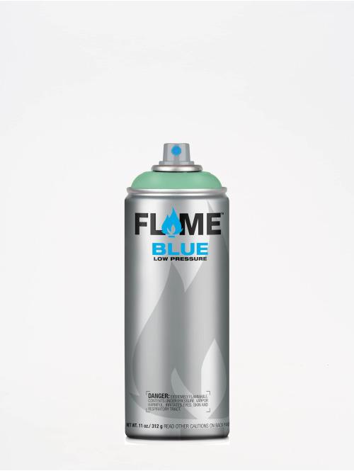Molotow Spraymaalit Flame Blue 400ml Spray Can 664 Menthol Hell turkoosi