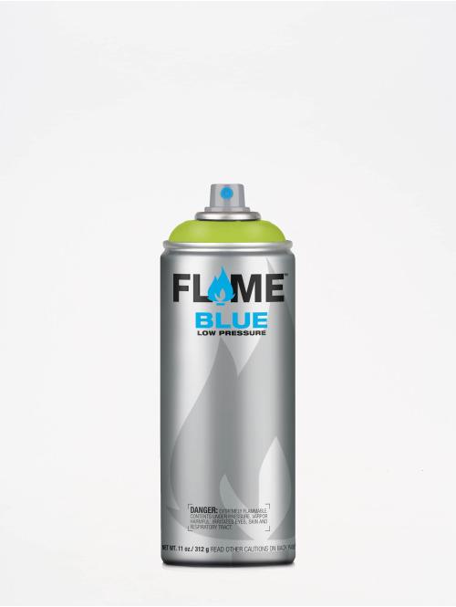 Molotow Spraymaalit Flame Blue 400ml Spray Can 640 Kiwi Hell vihreä