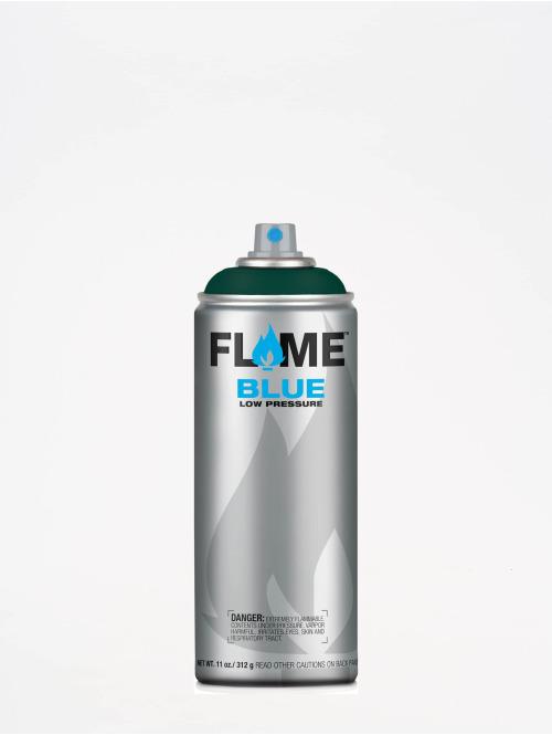 Molotow Spraymaalit Flame Blue 400ml Spray Can 668 Menthol Dunkel vihreä