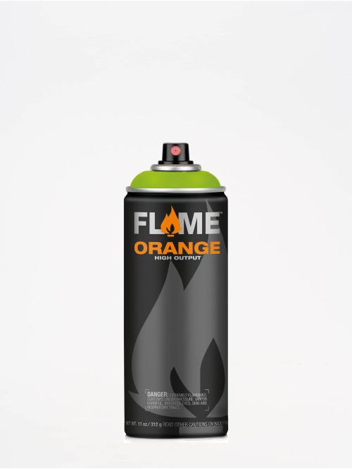 Molotow Spraymaalit Flame Orange 400ml Spray Can 627 Crazy Grass vihreä