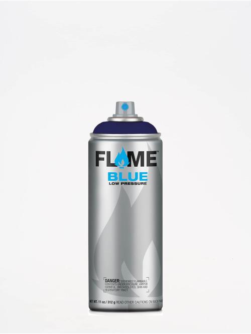 Molotow Spraymaling Flame Blue 400ml Spray Can 428 Kosmosblau Dunkel blå